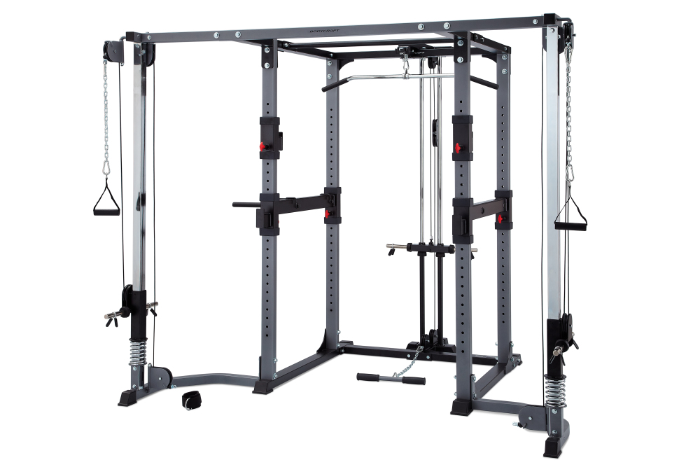BodyCraft F430 Power Rack, for sale at Helisports.