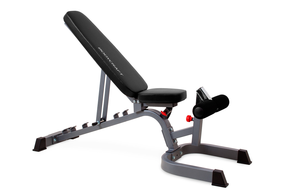 Bodycraft F602 Deluxe Weight Bench For Sale At Helisports