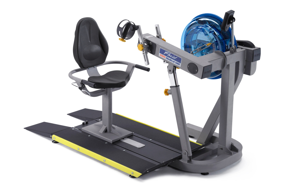 Upper body ergometer e 920 rowing machine for sale at helisports