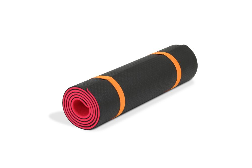 acheter kroon tapis de yoga noir helisports est le meilleur choix. Black Bedroom Furniture Sets. Home Design Ideas