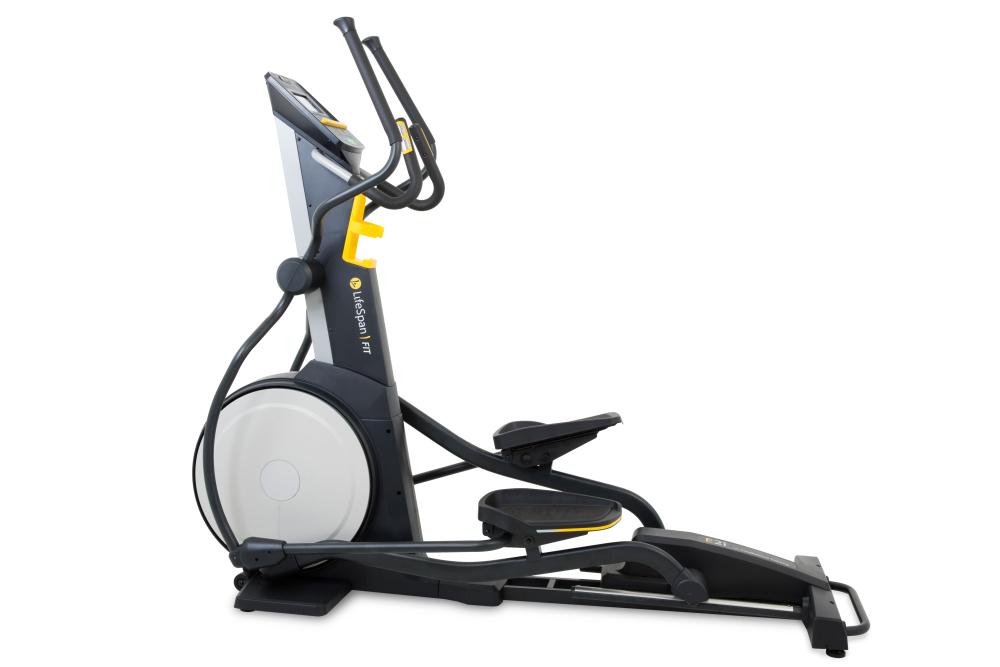 LifeSpan E2i Elliptical Cross Trainer, for sale at Helisports.