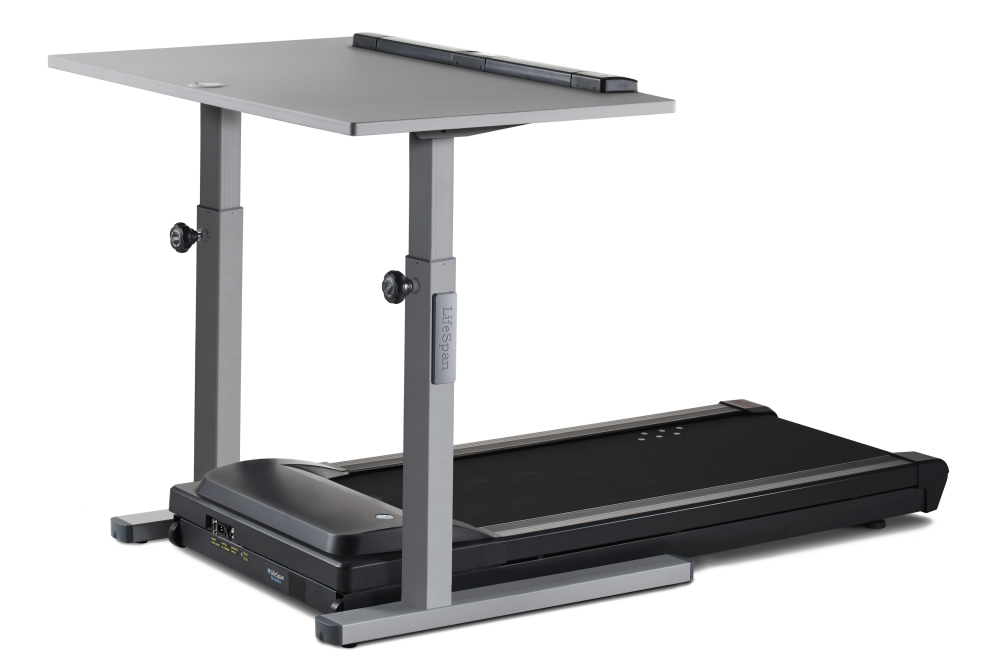 Lifespan Tr5000 Dt5s Treadmill Desk For Sale At Helisports