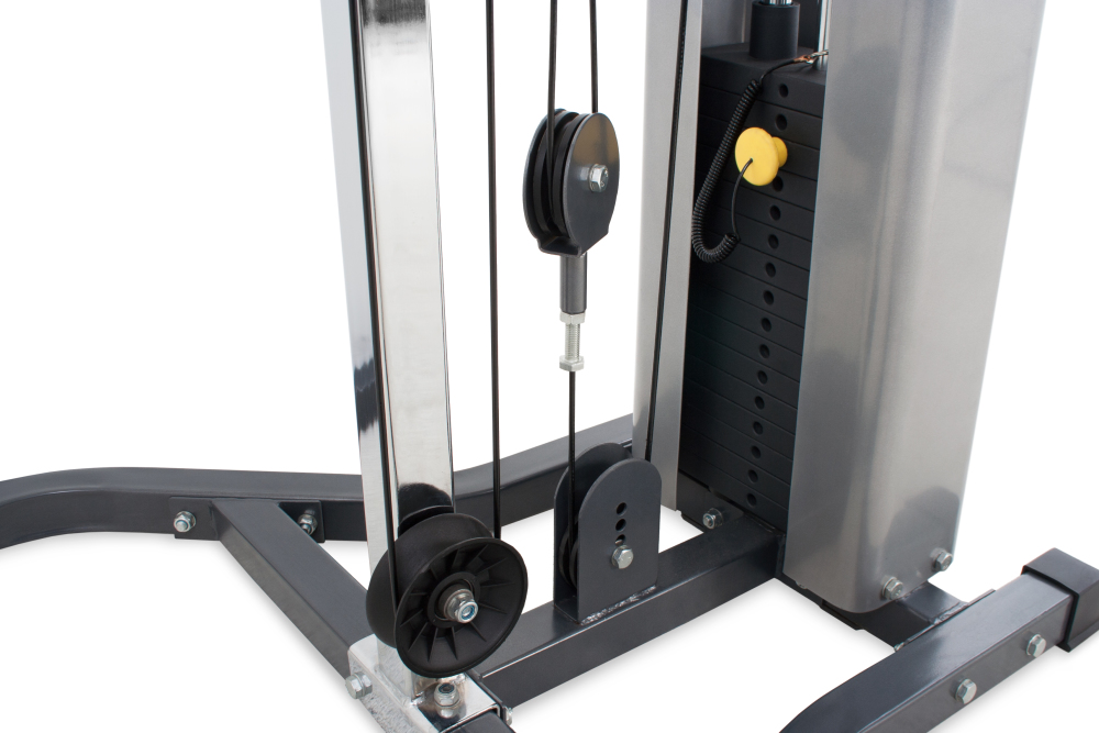 Adjustable Pulleys : Powermark dual adjustable pulley system for sale at helisports