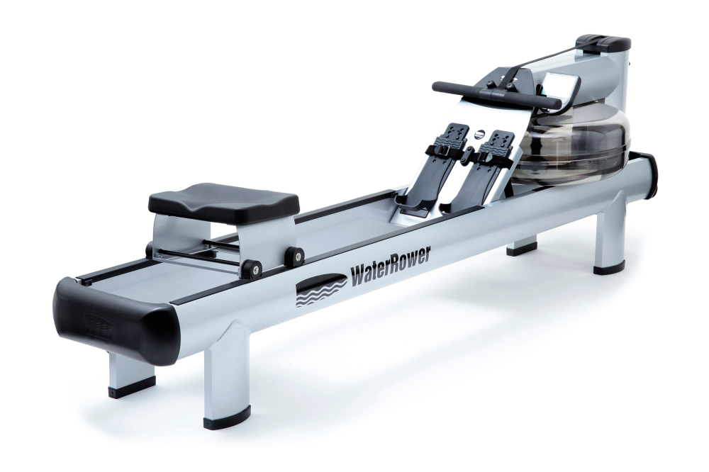 Waterrower M1 Hirise Rowing Machine For Sale At Helisports