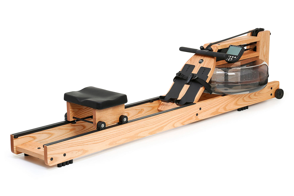 Waterrower Natural Oak Rowing Machine For Sale At Helisports