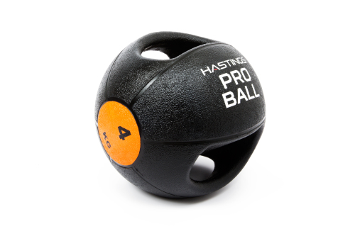 Hastings Dual Grip Medicine Ball 4 kg