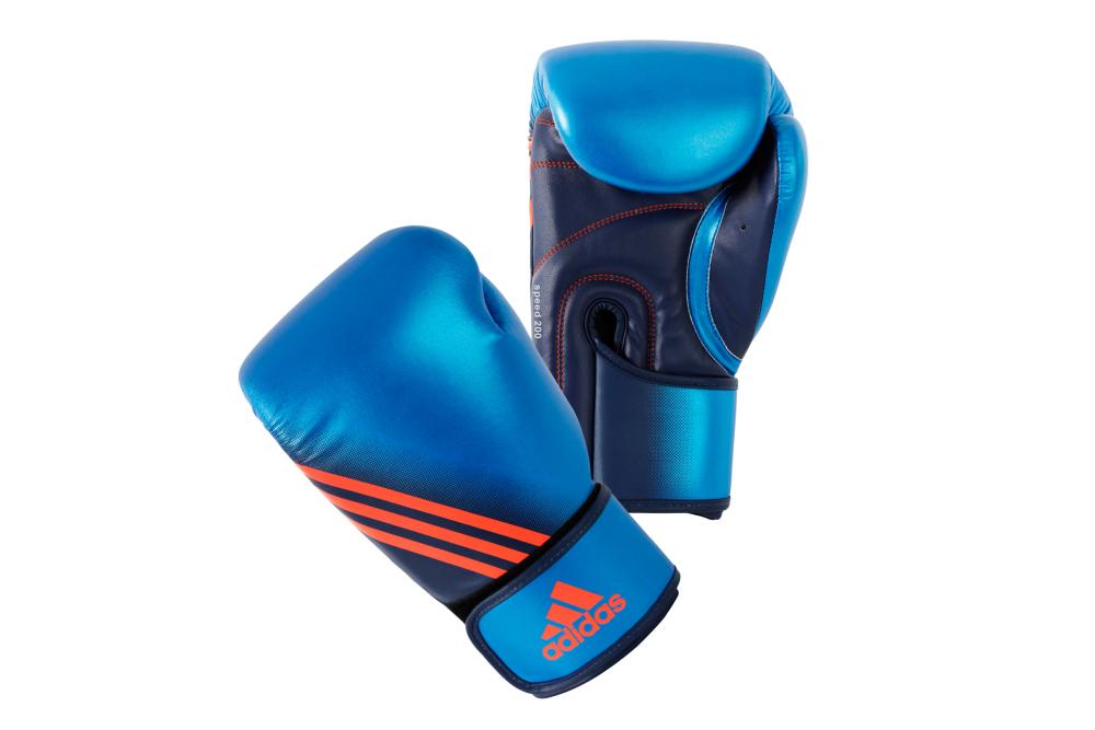 acheter adidas speed 200 gants de kick boxe 8 oz. Black Bedroom Furniture Sets. Home Design Ideas
