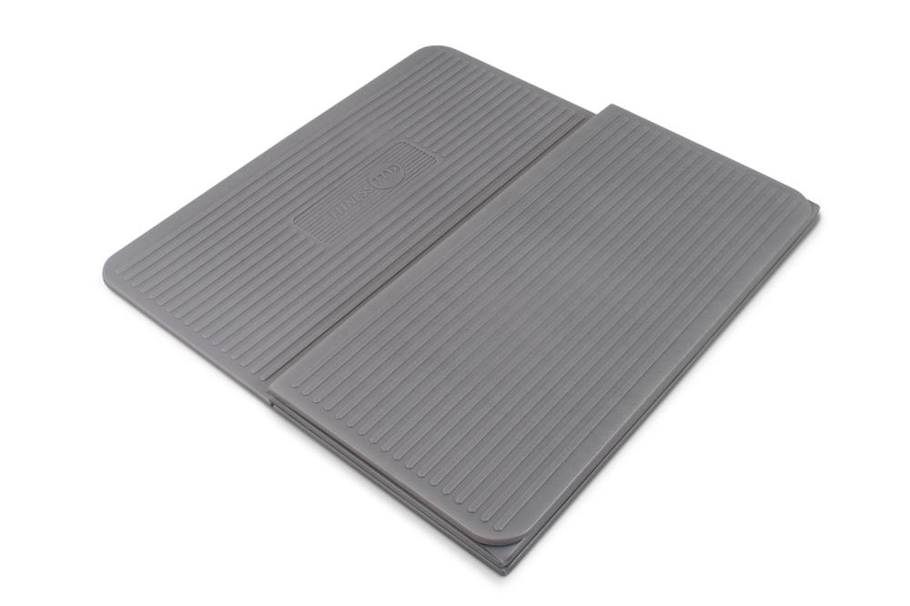 acheter fitness mad tapis pliable graphite helisports est le meilleur choix. Black Bedroom Furniture Sets. Home Design Ideas