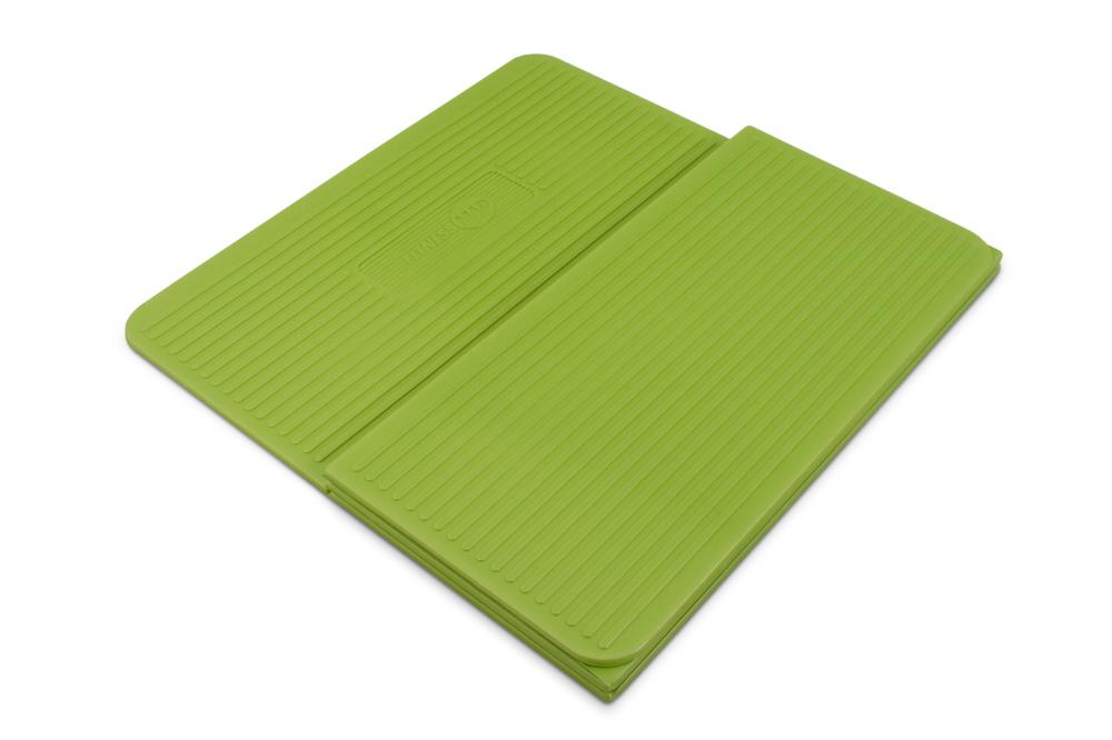 acheter fitness mad tapis pliable citron vert helisports est le meilleur choix. Black Bedroom Furniture Sets. Home Design Ideas