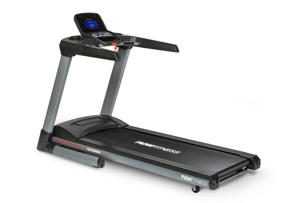 Flow Fitness Dtm2500 Treadmill For Sale At Helisports