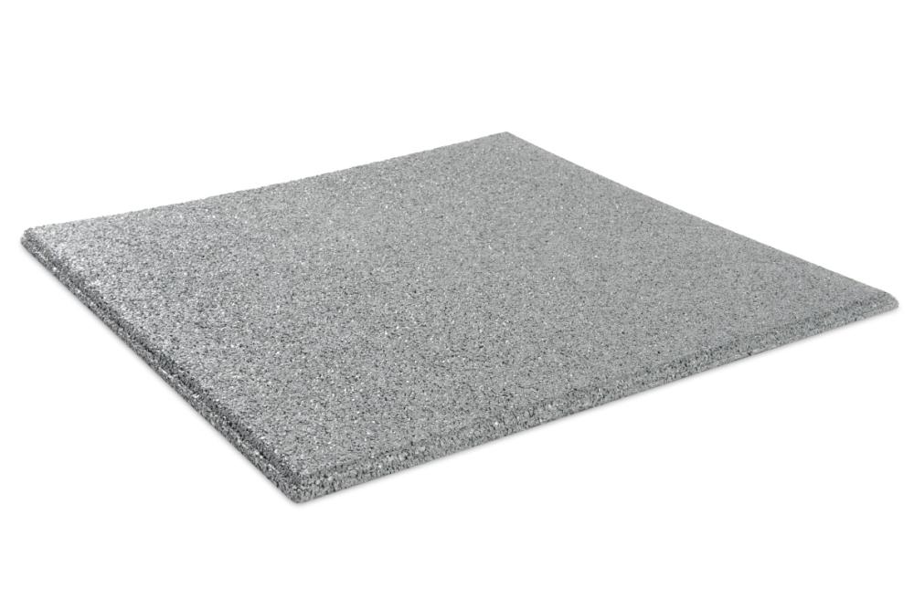 Granuflex Fitness Tile 20mm Grey For Sale At Helisports