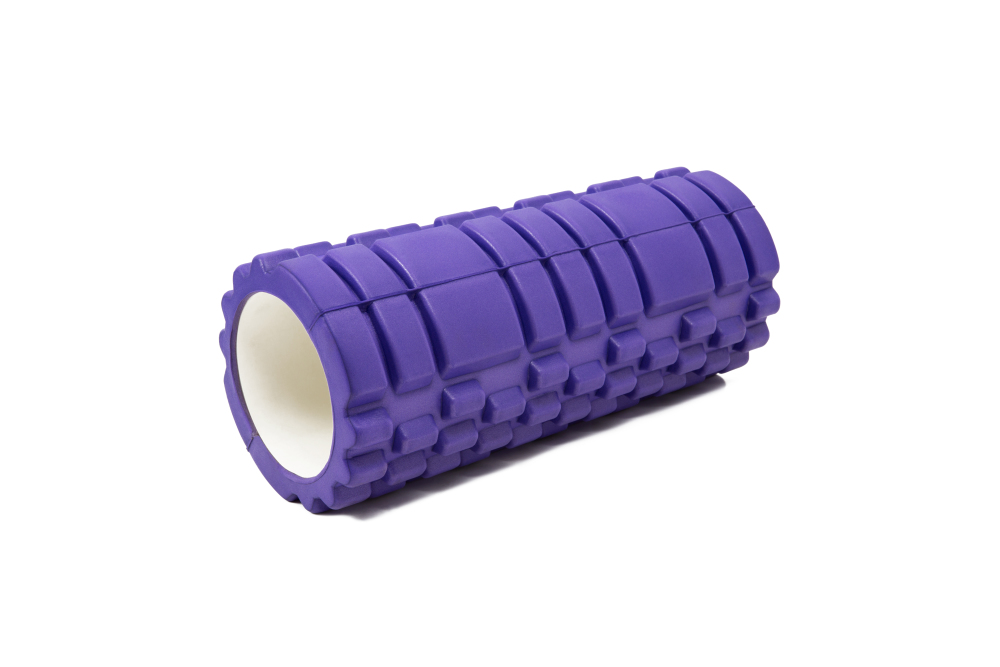Hastings Foam Roller Purple 330mm, for sale at Helisports.