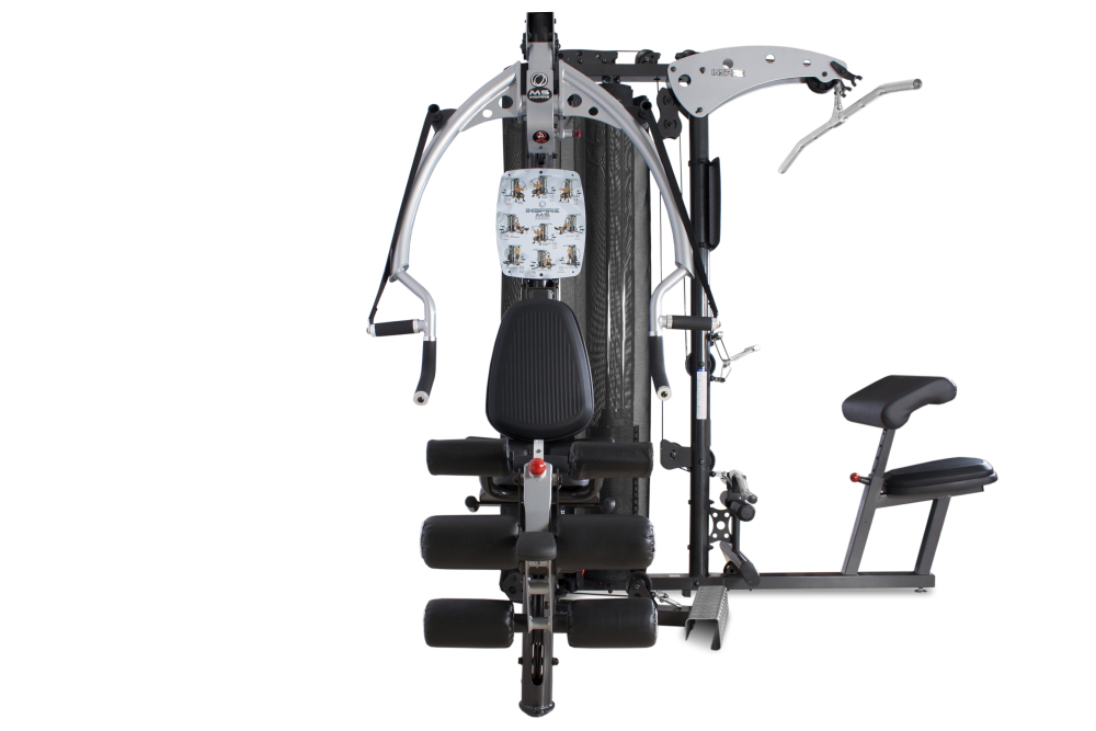 Inspire m home gym for sale at helisports