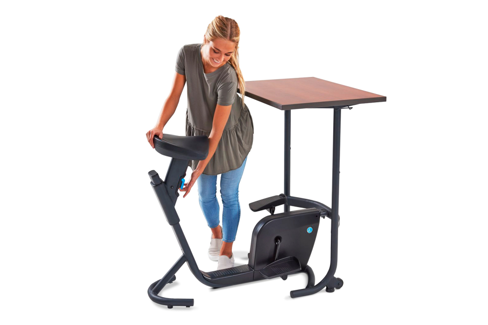 Exercise Bike Desk Hostgarcia