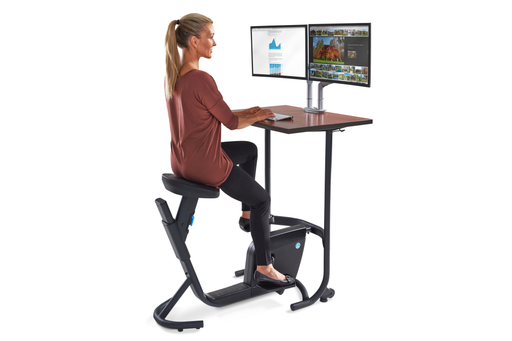 Lifespan Unity Bike Desk For Sale At Helisports