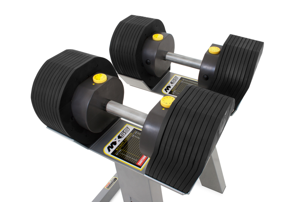 Mx Select Mx55 Adjustable Dumbbells For Sale At Helisports