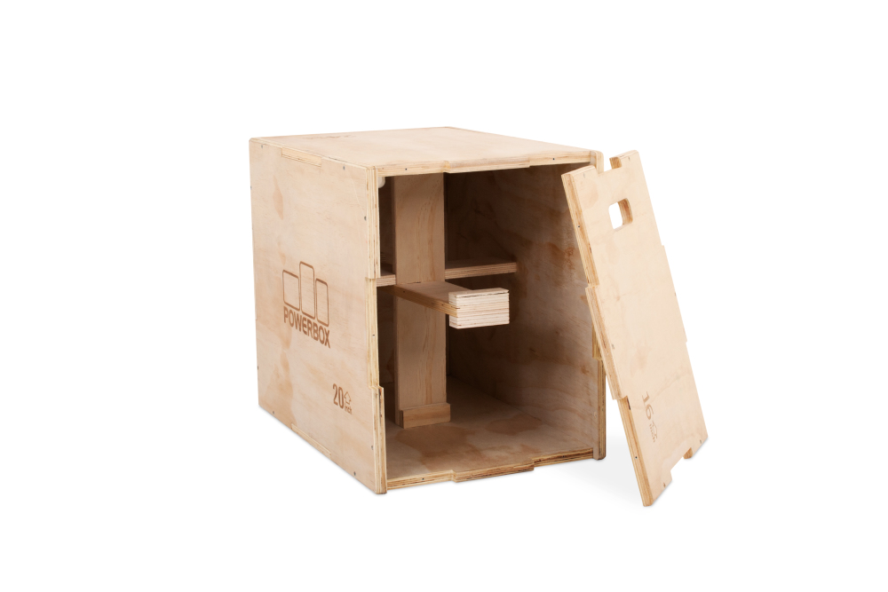 Pivot Fitness Pm176 Wooden Plyo Box For Sale At Helisports