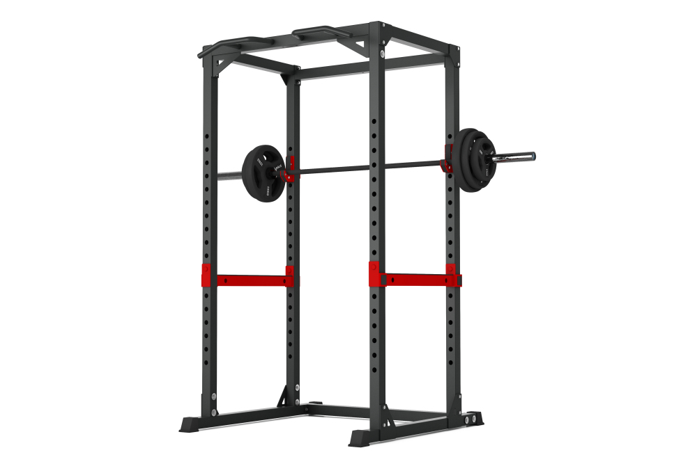 Pivot Fitness Hr3260 Heavy Duty Power Rack For Sale At