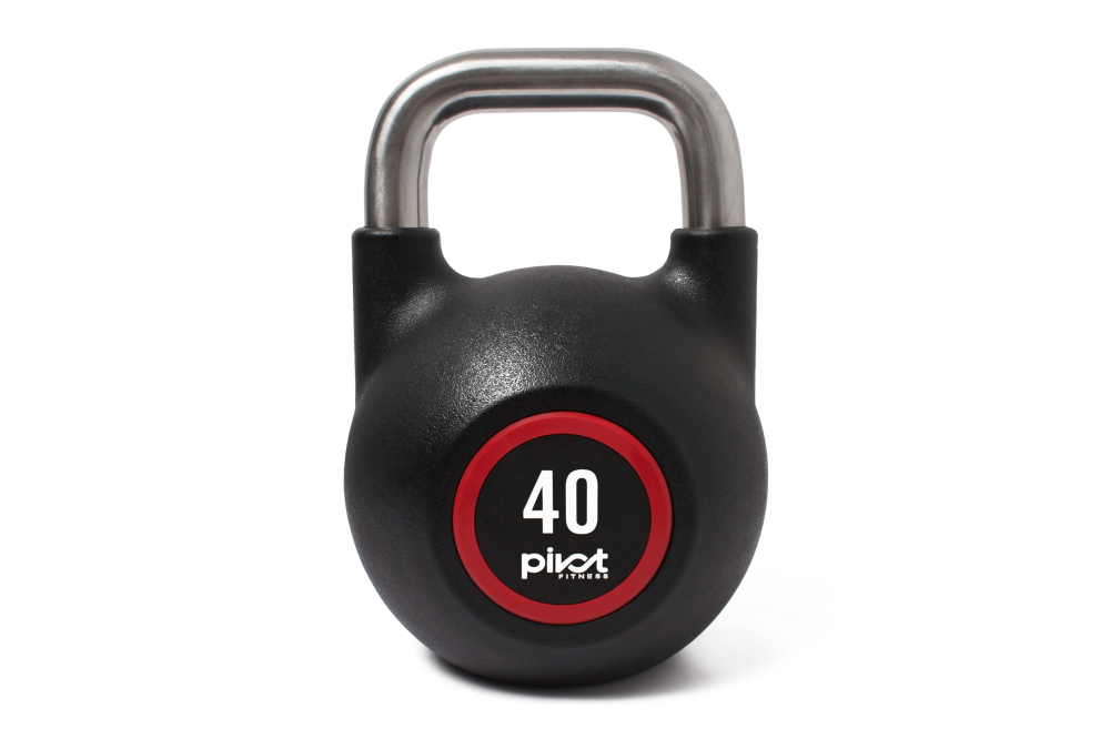 pivot fitness pro rubber competition kettlebell 40kg, for sale atpivot fitness pro rubber competition kettlebell 40kg, for sale at helisports