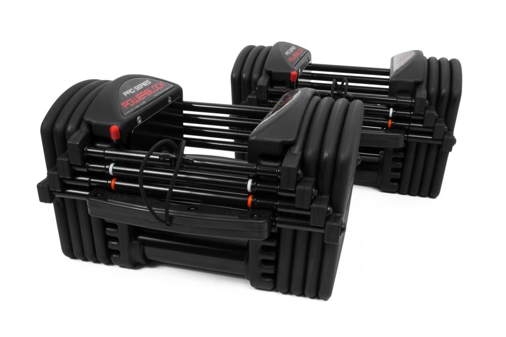 Dumbbells For Sale >> Powerblock Pro Exp Stage 1 Adjustable Dumbbell Set