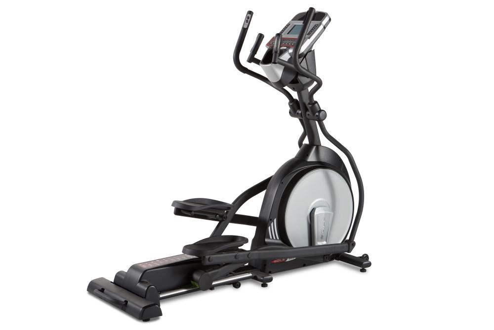 acheter sole fitness e25 v lo elliptique helisports est. Black Bedroom Furniture Sets. Home Design Ideas