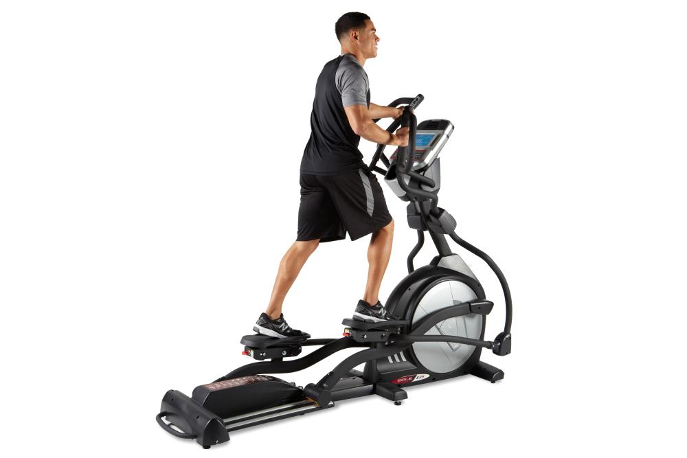 acheter sole fitness e35 v lo elliptique helisports est. Black Bedroom Furniture Sets. Home Design Ideas
