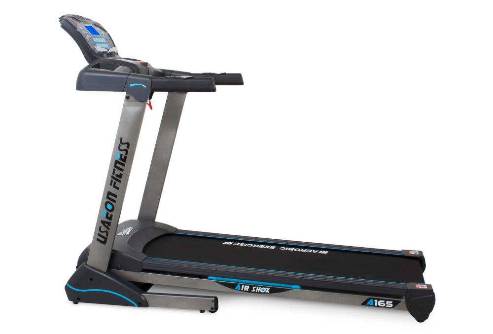acheter usaeon fitness a165 tapis de course helisports. Black Bedroom Furniture Sets. Home Design Ideas