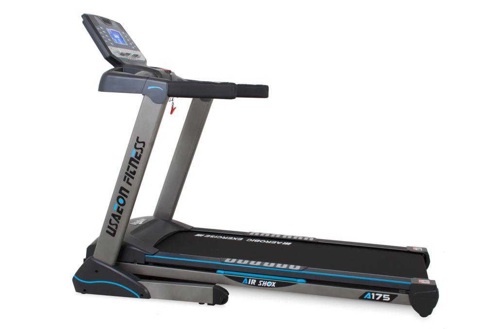 acheter usaeon fitness a175 tapis de course helisports. Black Bedroom Furniture Sets. Home Design Ideas