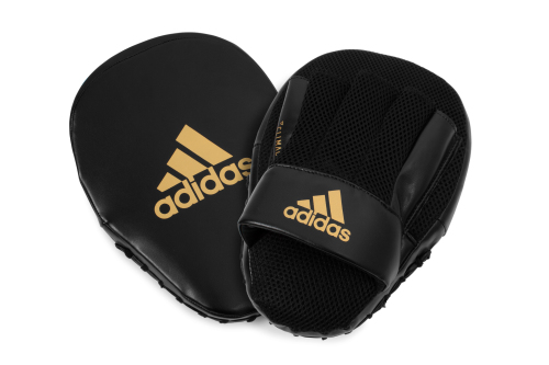 Adidas Speed Focus Mitt Pads Noir/Or