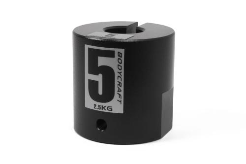 BodyCraft 5lbs Add-on Weight