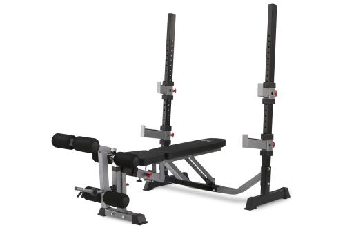BodyCraft Banc de musculation F609