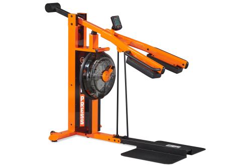 First Degree Fluid PowerZone Press Oranje
