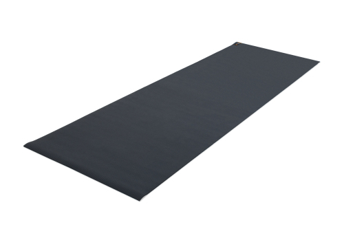 Fitness Mad Warrior Alfombra de Yoga II 4mm Grafito