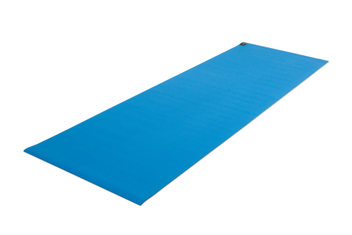 Fitness Mad Warrior Tapis de Yoga II 4mm Bleu Clair