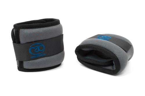 Fitness Mad Wrist Ankle Weights 2 x 0,5 kg