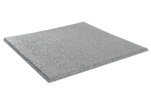 Granuflex Fitness Tile 20mm Grey