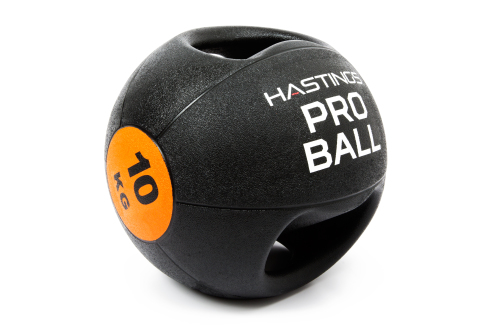 Hastings Dual Grip Medicine Ball 10kg