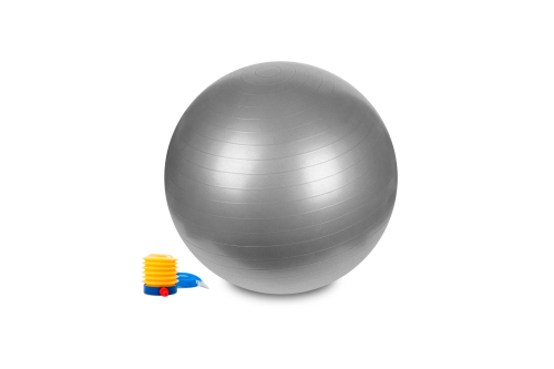 Hastings Gym Ball 75cm Silver
