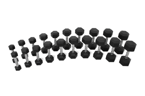 Hastings 1-10kg Hex Dumbbells
