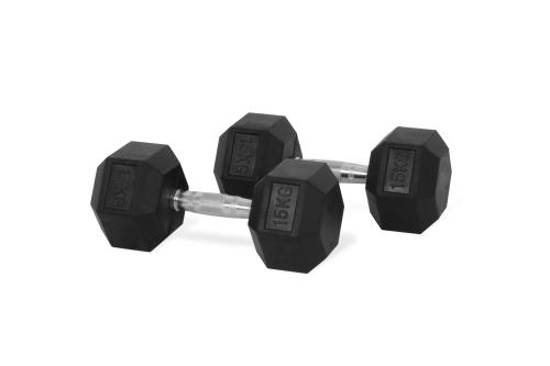Hastings Hex Dumbbell 15kg Set