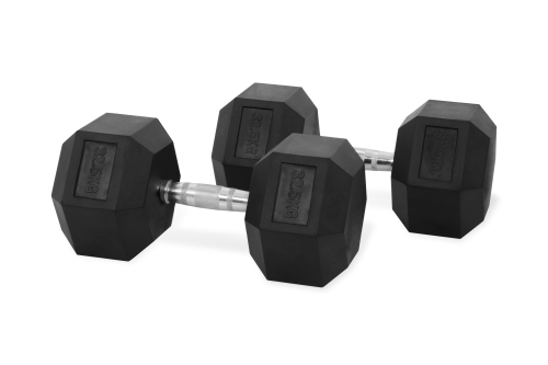Hastings Hex Dumbbell 32.5kg Set