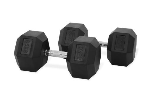 Hastings Hex Dumbbell 35 kg Set
