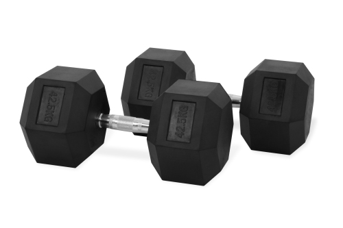 Hastings Hex Dumbbell 42.5 kg Set
