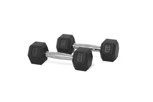 Hastings Hex Dumbbell 4 kg Set