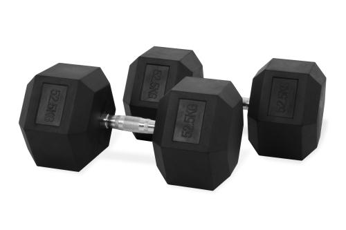 Hastings Hex Dumbbell 52.5kg Set