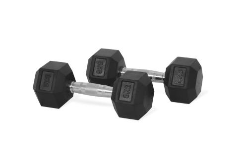 Hastings Hex Dumbbell 8 kg Set