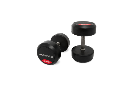 Hastings 20 kg Professional Dumbbell Set