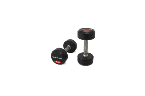 Hastings 7 kg Professional Dumbbell Set