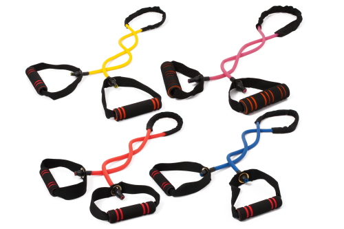 Hastings Resistance Tube Set Level 1-4