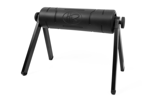 HighRoller Foamroller Black